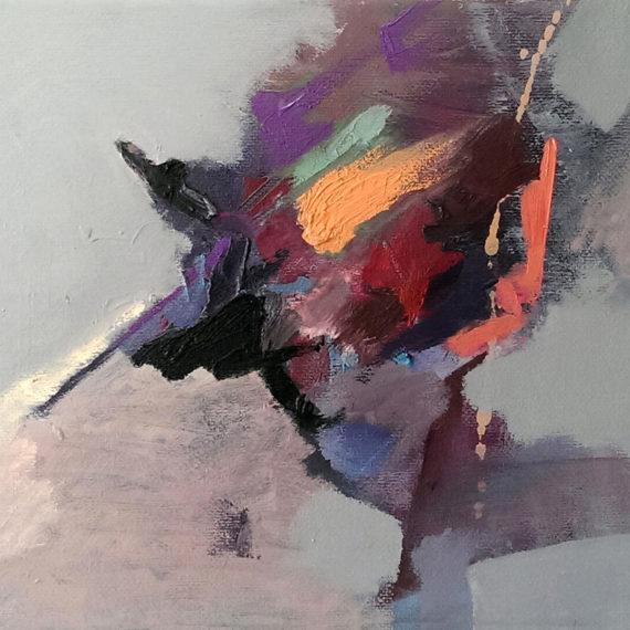 Anecdoche, Oil On Canvas, 24 X 18 cm, 2016