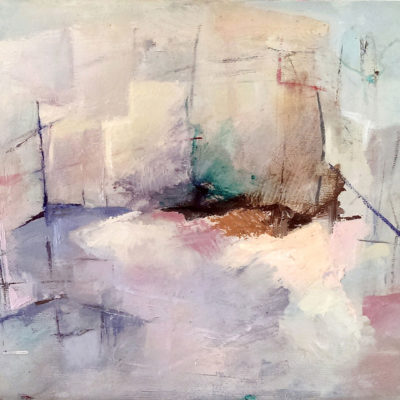 Kenopsia, Oil On Canvas, 24 X 18 cm, 2016
