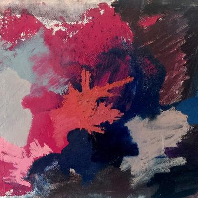 Kuebiko, Oil On Canvas, 24 X 18 cm, 2016
